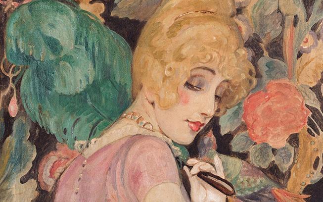 Gerda Wegener, une artiste engagée et en avance sur son temps