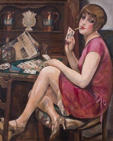 Lili Elbe, Gerda Wegener