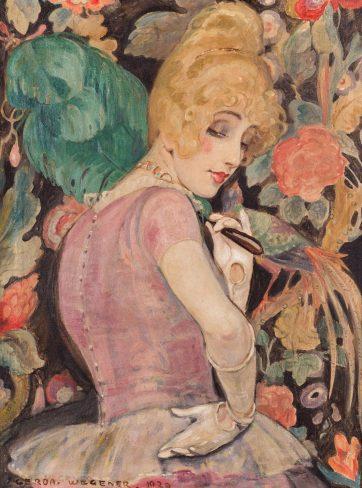 Portrait de Lili, Gerda Wegener