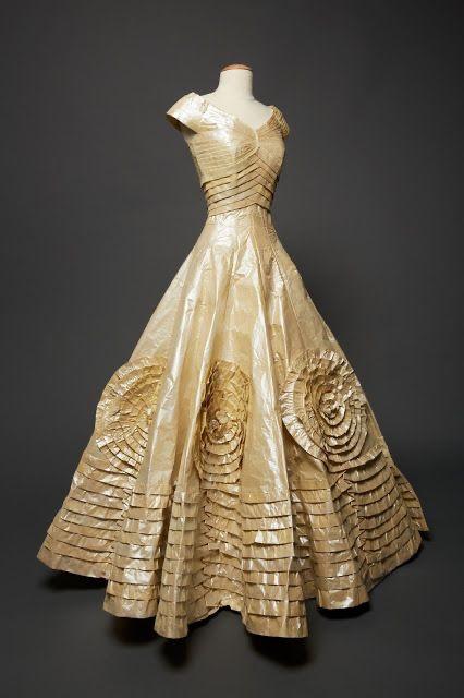 La robe de mariée de Jacky Kennedy, réalisée par Ann Lowe