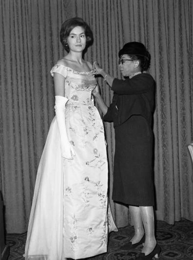 Ann Lowe, créatrice de mode afro-américaine