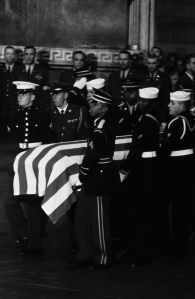 Enterrement de John Fitzgerald Kennedy