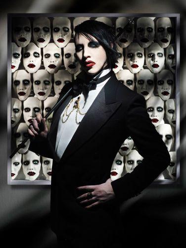 Ali Mahdavi, Marilyn Manson