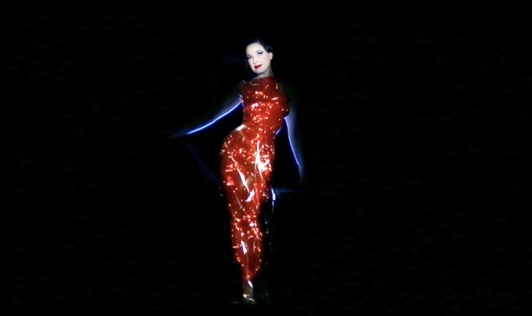Crazy Horse Paris, Dita Von Teese, Undress To Kill