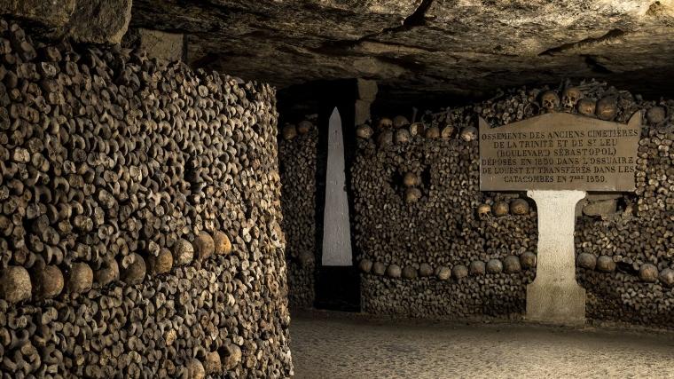 photo par Les Catacombes de Paris