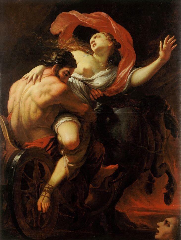 Le Rapt de Persephone
