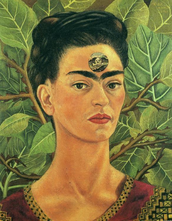 Penser à la mort, Frida Kahlo, 1943