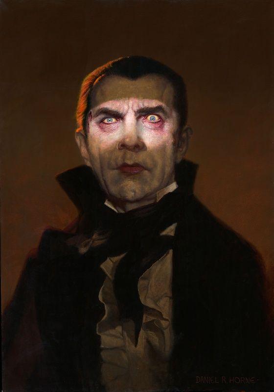 Bela Lugosi en Dracula, Daniel R Horne, XX