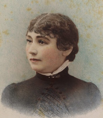 Portrait de Sarah Winchester