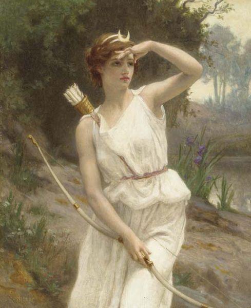 Diana, Guillaume Seignac, XIX