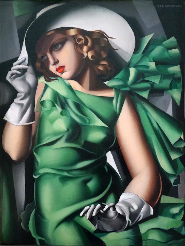 Jeunes filles aux gants, Tamara de Lempicka, 1930