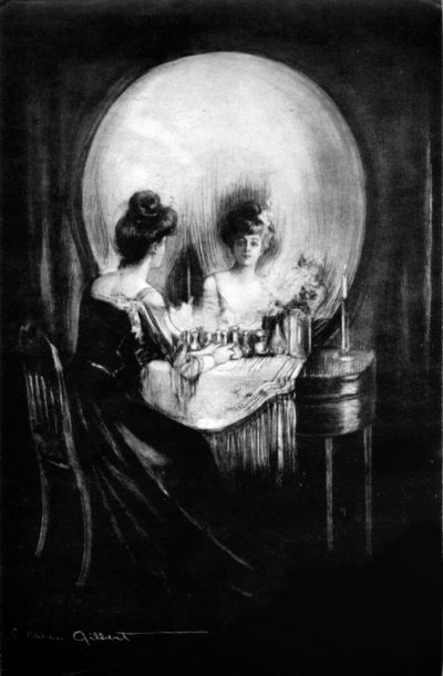 Tout est vanité, Georges Allan Gilbert, 1892