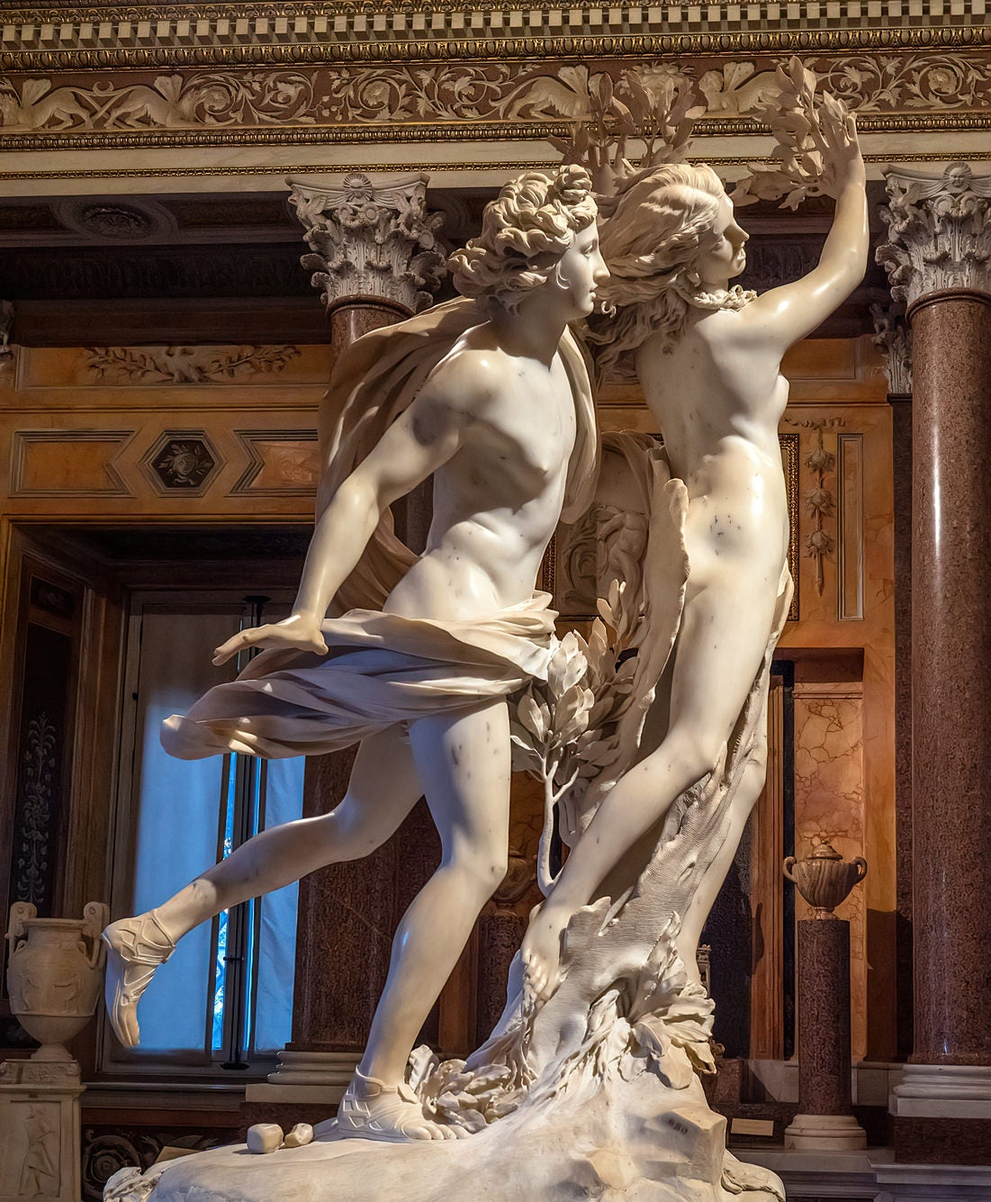 Apollon et Daphné, Le Bernin, 1622-1625