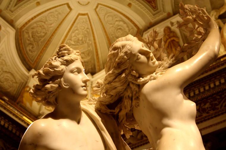 Apollon et Daphné, Le Bernin