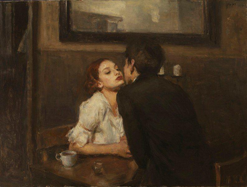 Café Kiss, Hicks, XX