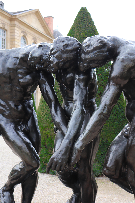 Le Jadin du Musée Rodin