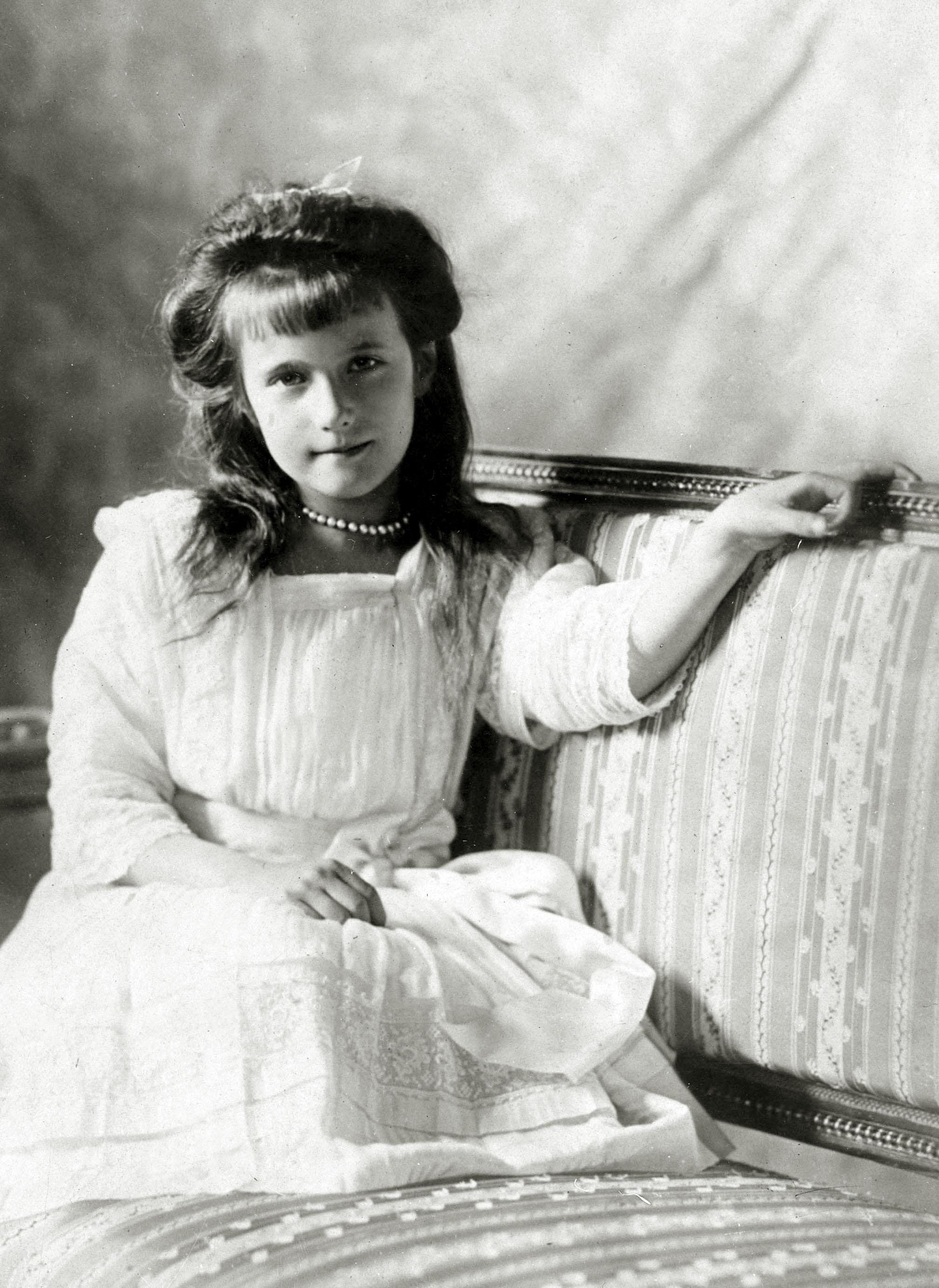 La Grande-duchesse de Russie, Anastasia
