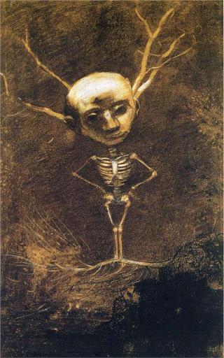 Odilon Redon, créature