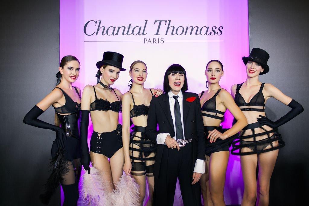 Madame Chantal Thomass, 40 ans de mode