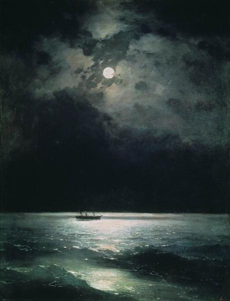 La mer noire, 1879