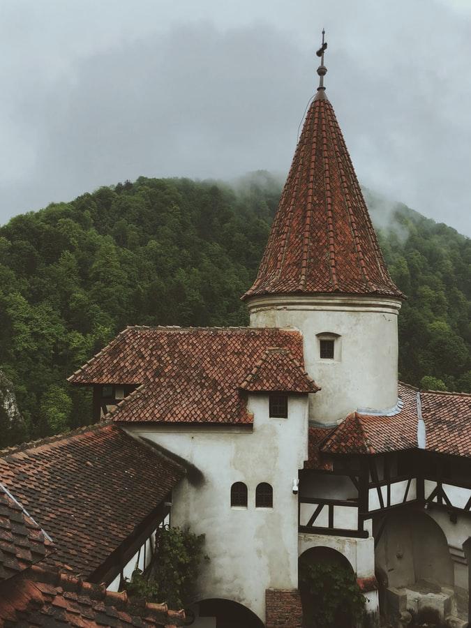 Le Château de Bran en Roumanie