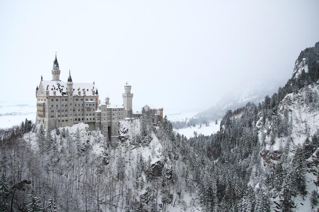Le Château de Neuschanstein en Allemagne