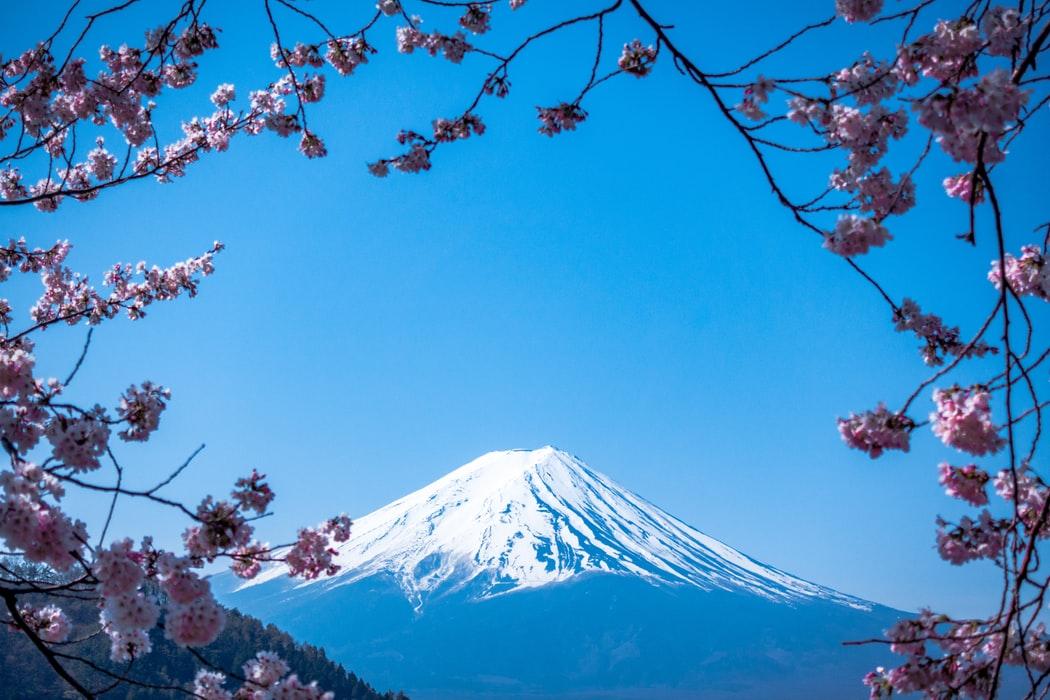 Le Mont Fuji Japon