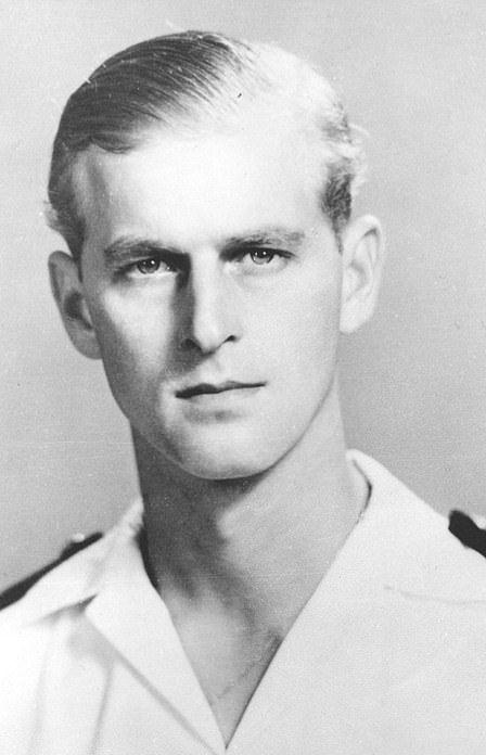 Prince Philip et la Royal Navy