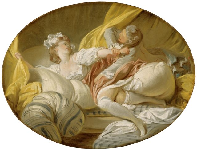 La résistance inutile, Fragonard, 1770-1773
