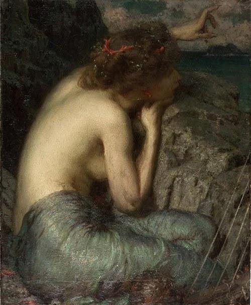 La Sirène, Loeb, 1904